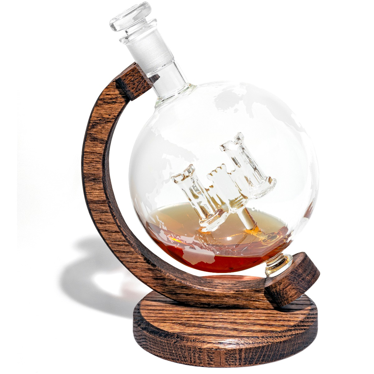 Army Corps of Engineers Decanter