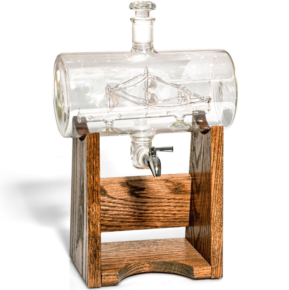 Constellation1797 whiskey decanter for bourbon