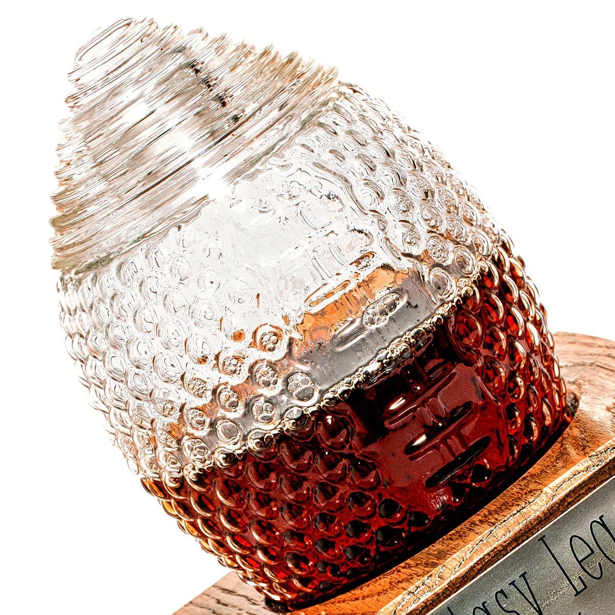 Closeup Fantasy Football Trophy decanter