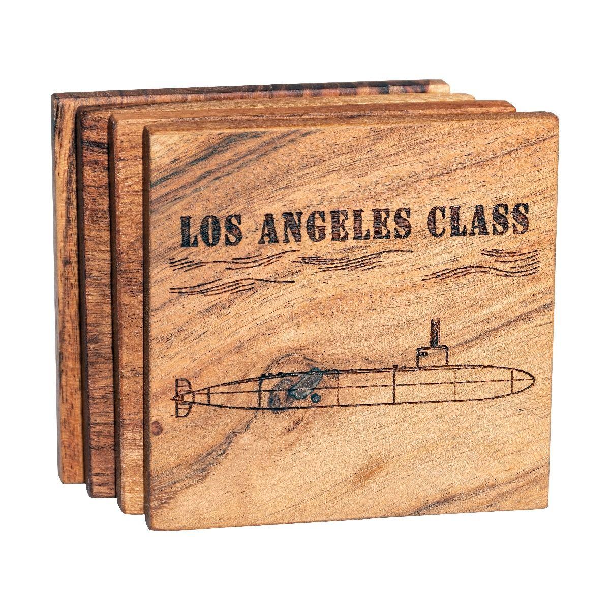 Los Angeles Class Submarine Coasters