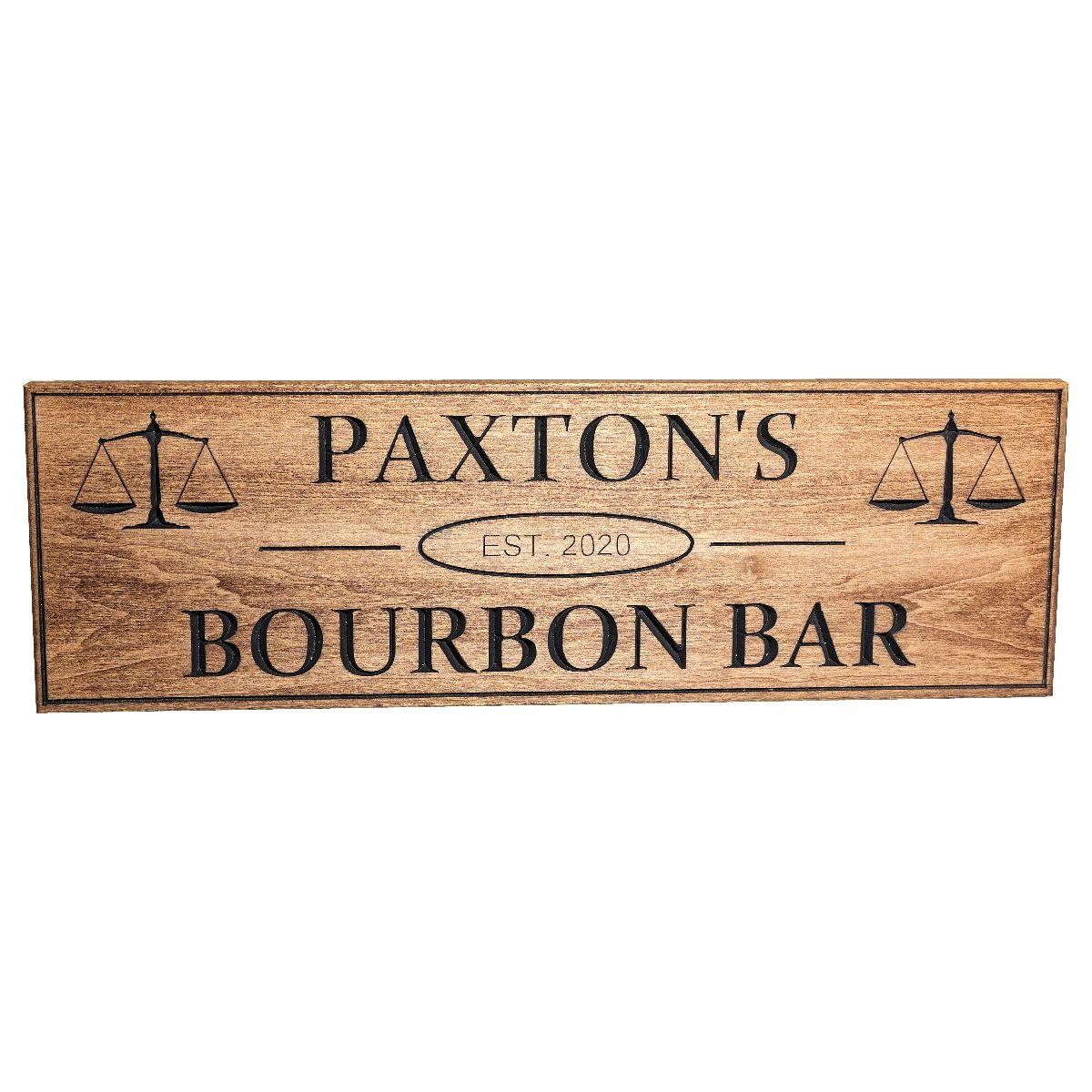 Lawyer Bar Sign