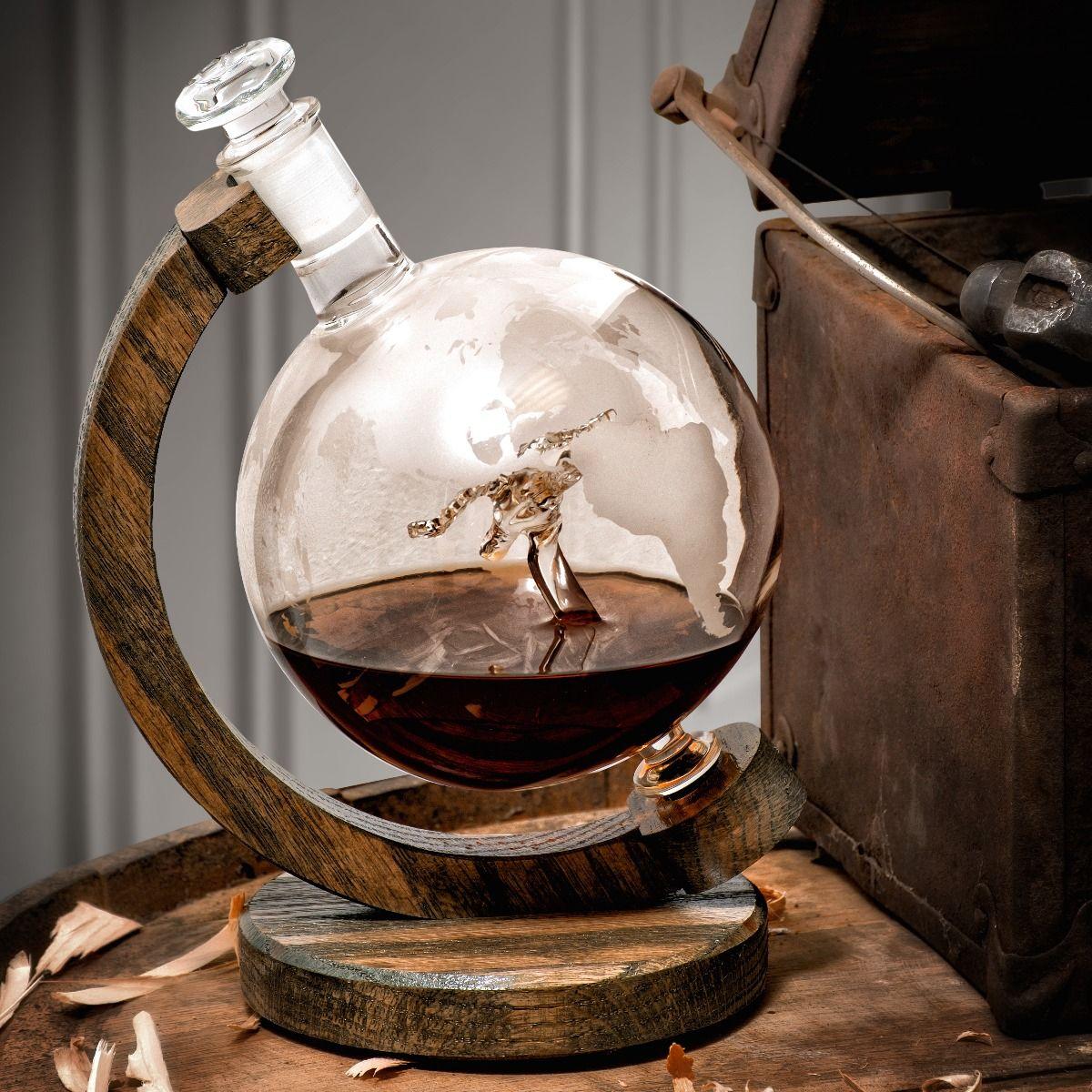 Prestige Decanters drunken mallard decanter