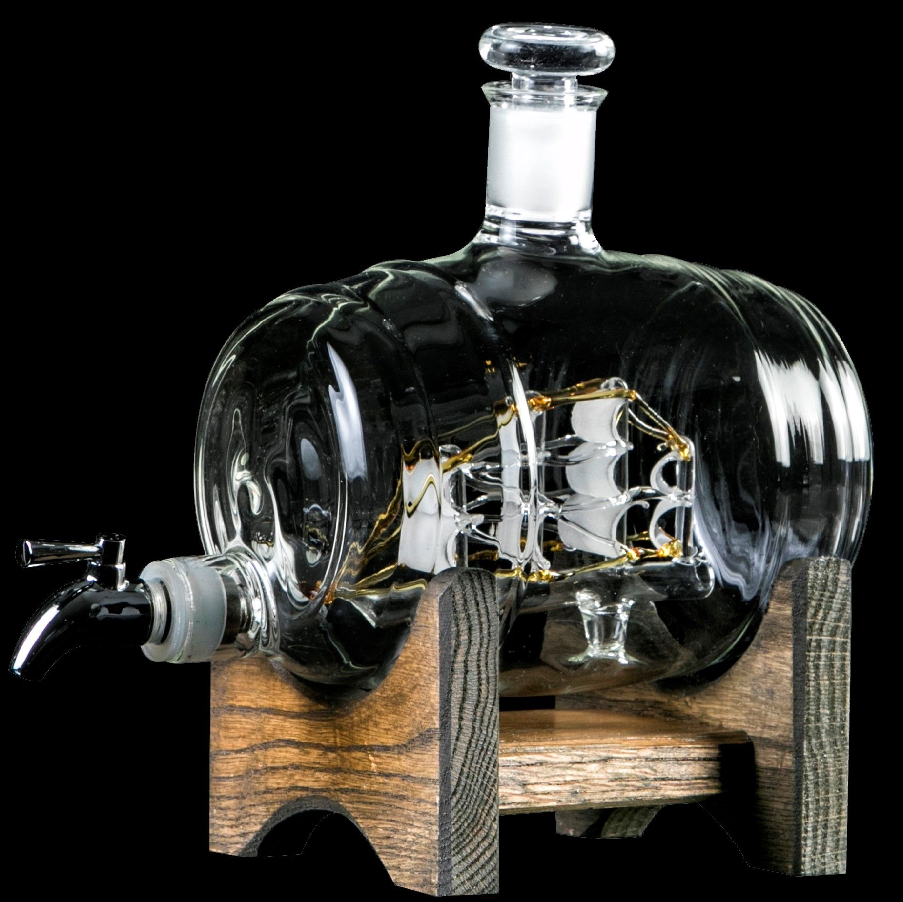Tomoka Gold by Prestige Decanters
