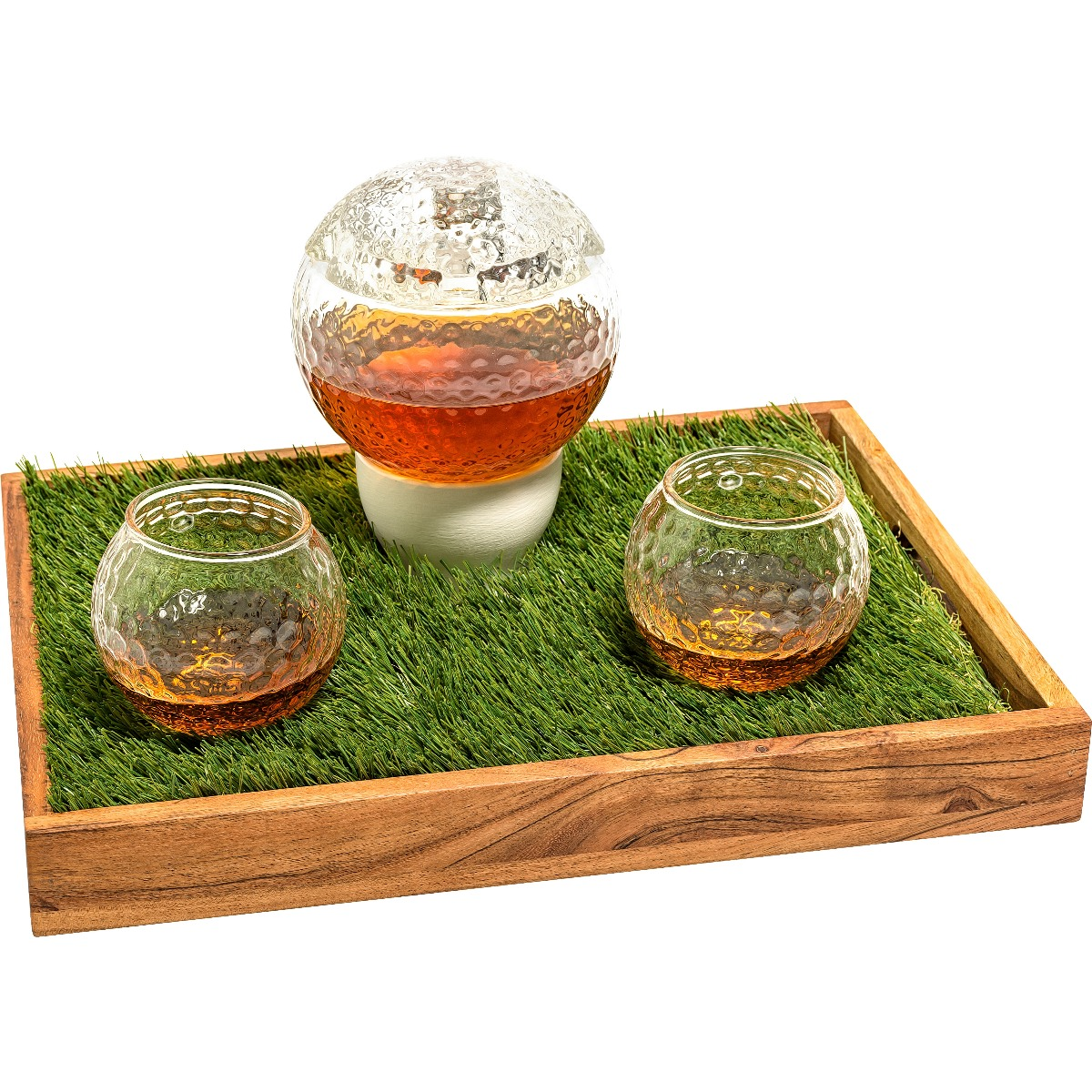 Golf Decanter Set for Golf Lovers, a Golf-themed gift