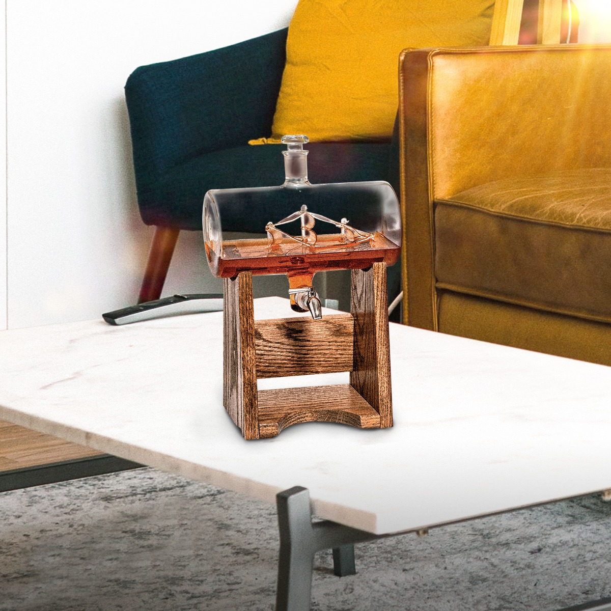 Lifestyle Image of Constellation 1797 Decanter