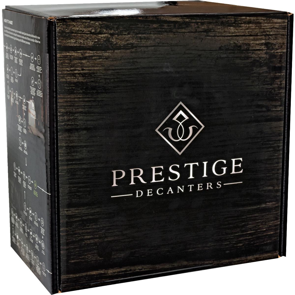 Prestige Decanters C-130 Decanter in a box