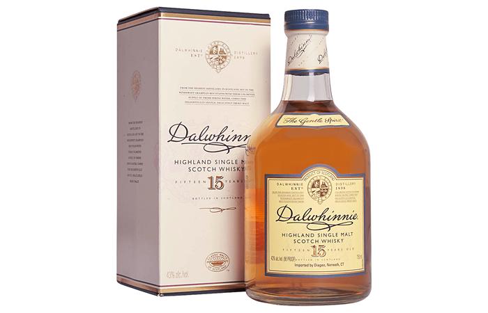Best affordable scotch - Dalwhinnie 15 year single malt cotch 750ml