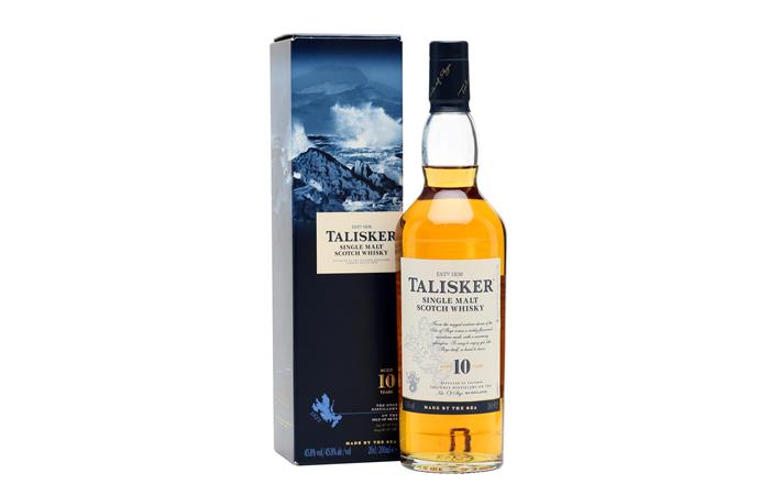 Best affordable scotch - Talkisker 10