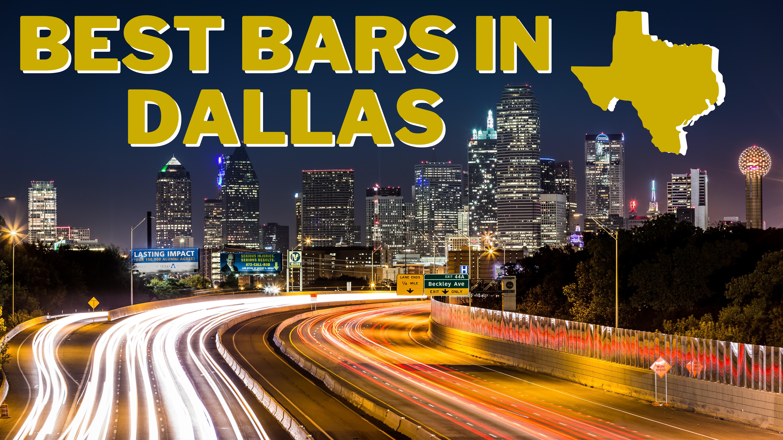 Dallas, Texas night skyline