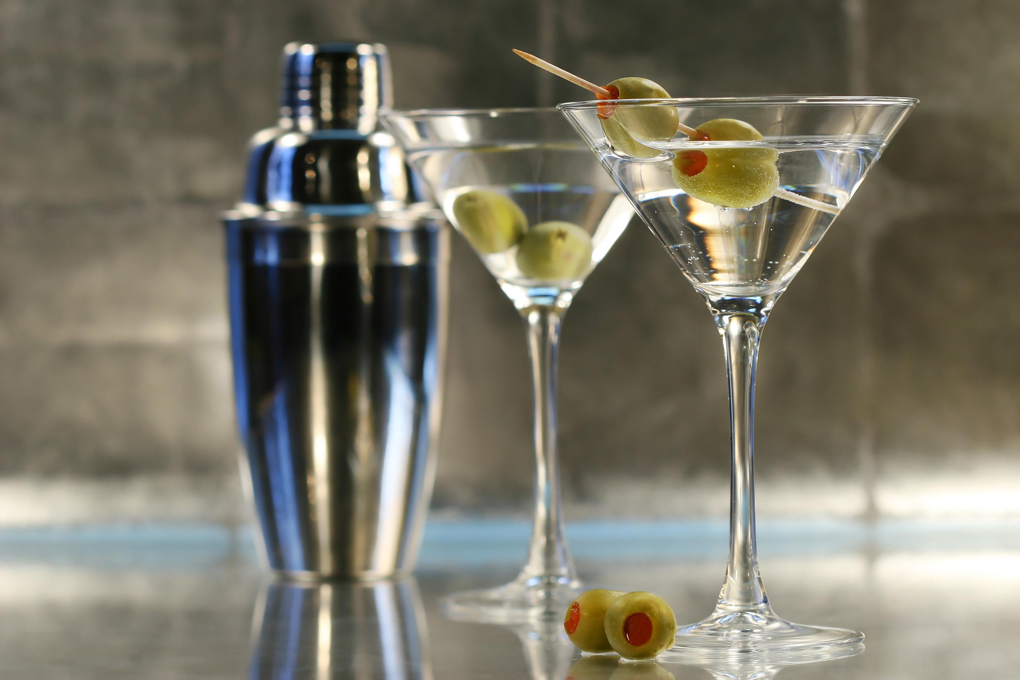 Martini Style Shaken Not Stirred