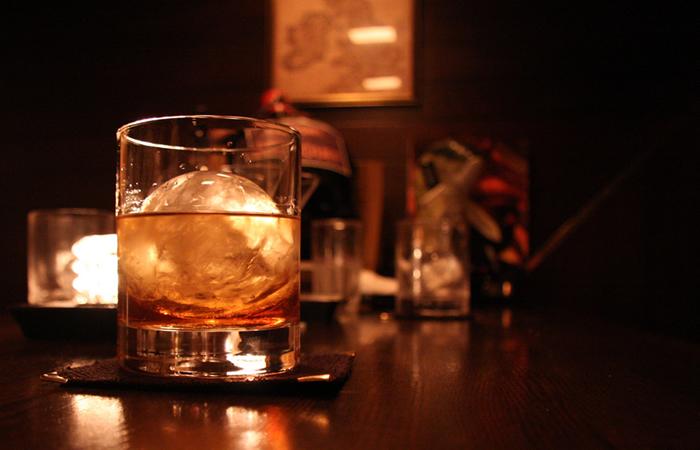 Best affordable scotch - scotch on the rocks