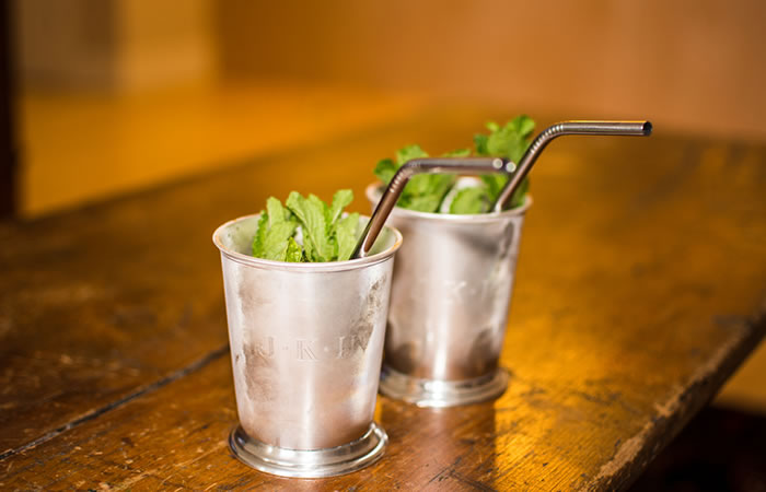 Best Bourbon for Mint Julep Cocktail