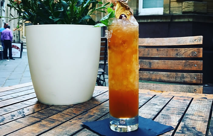 Best Summer Cocktails - Cognac cocktail