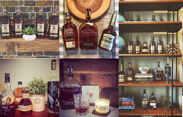 Best value bourbon - home bar