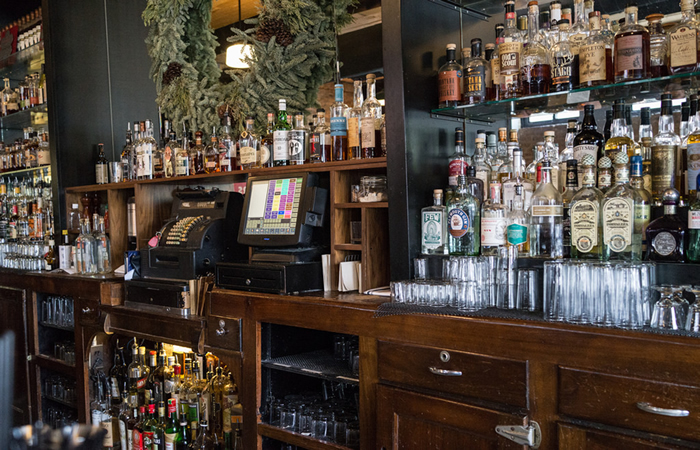 Best Whiskey Bar Chicago - Longman and Eagle