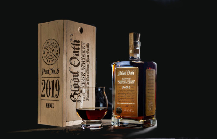 Blood Oath Bourbon Review