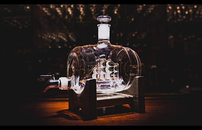 Cool Whiskey Decanter