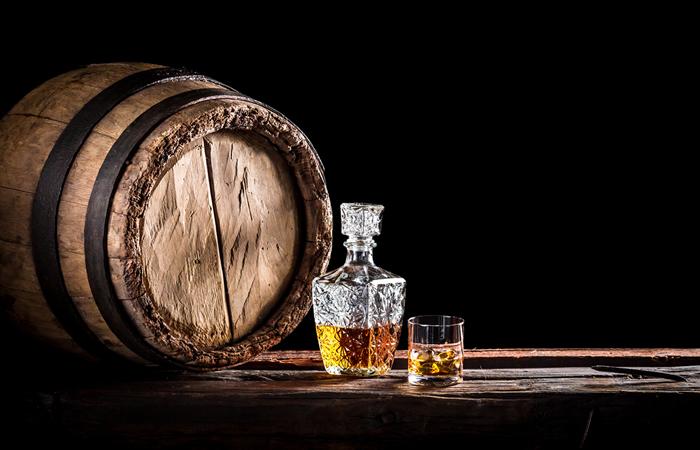 Craft a Whiskey Barrel Sink
