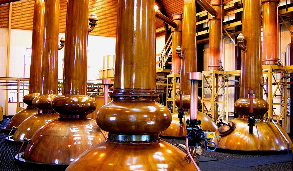 Distilling Spirits