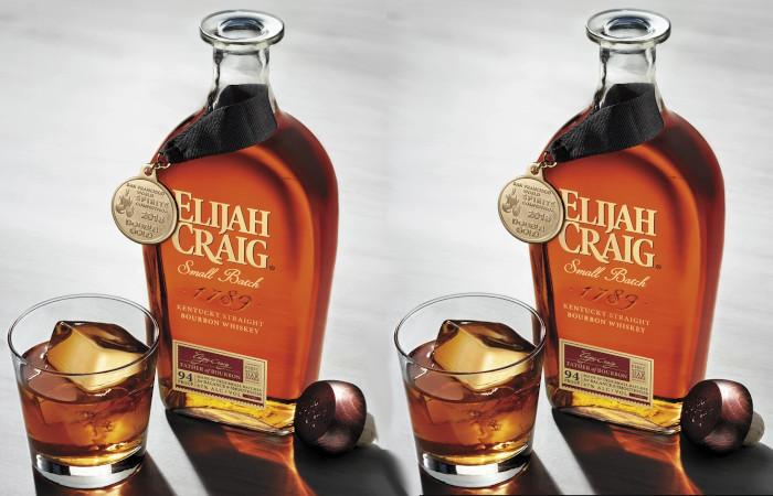 Elijah Craig Small Batch bourbon review