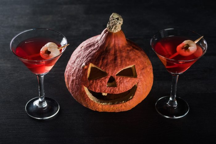 Fall Inspired or Halloween  Cocktails