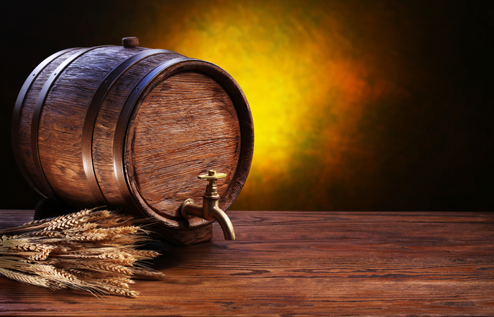 How to Make a Whiskey Barrel Very Quickly