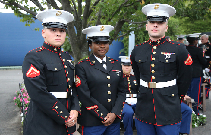Marine Corps Ball Outfit