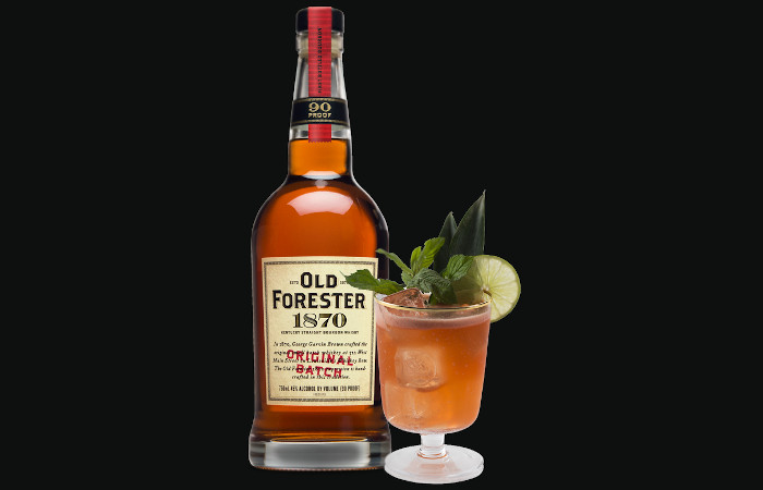 Old Forester 1870 Review