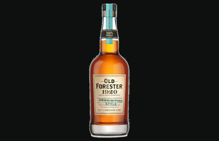 Old Forester 1920 review
