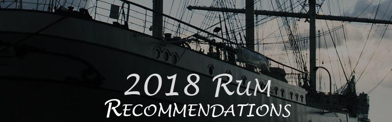 Rum Recommendations