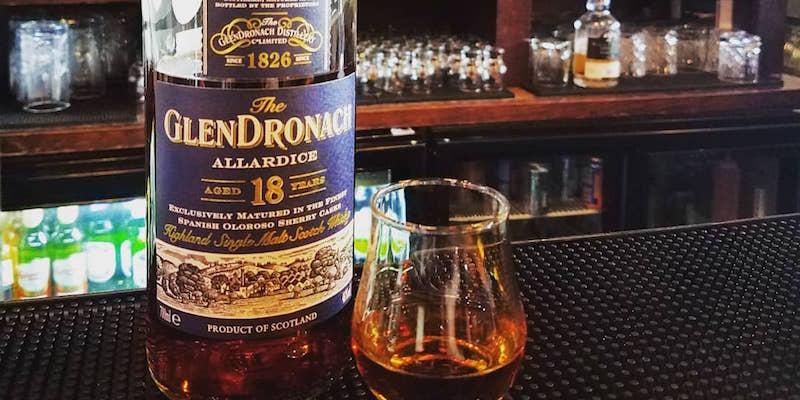 Scotch Glendronach