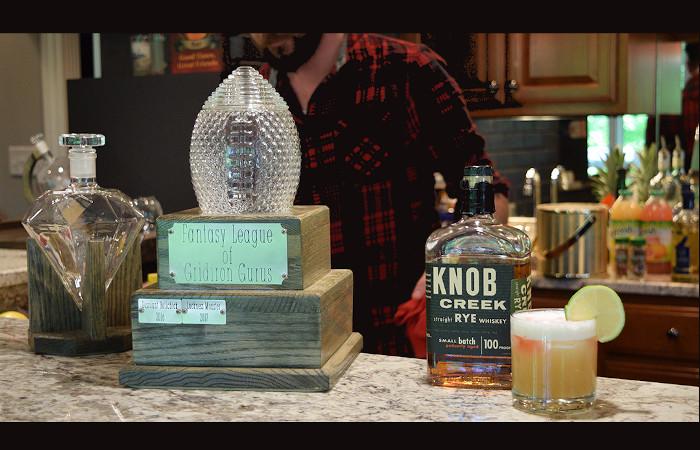 Unique Whiskey Decanter