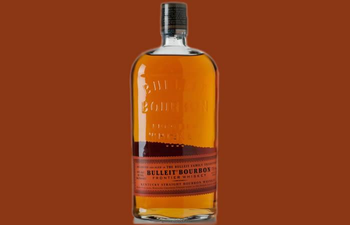Best Bourbon for the Money - Bottle of Bulleit Bourbon