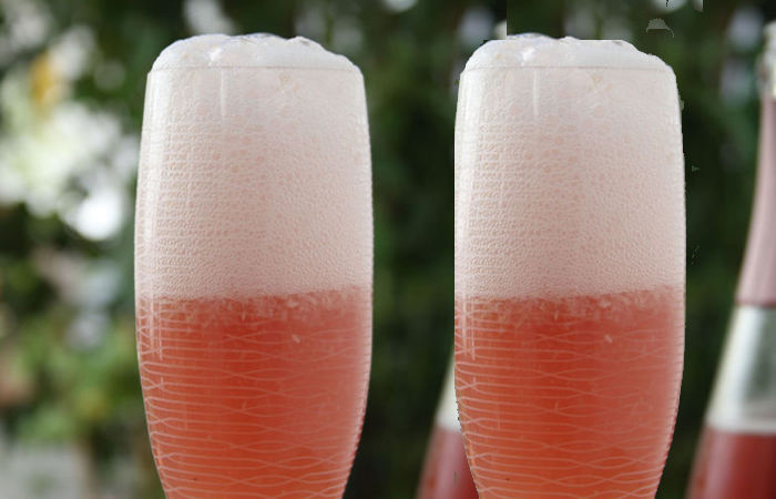 What a tasty pink treat - Cosmobellini