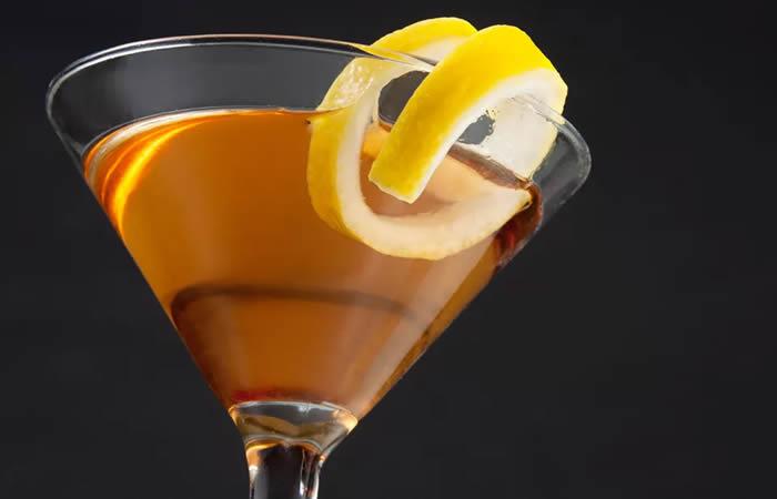 Best Martini Recipe - Smoky Martini