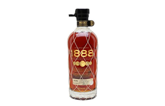 A Cute Bottle of Brugal 1888