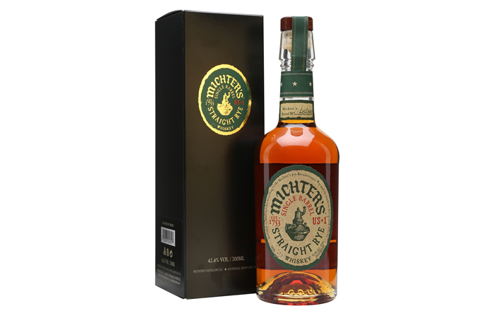 Best sipping whiskey - Michter's US 1 Barrel Strength Rye.