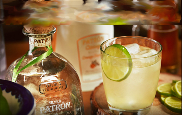 Best Tequila for Margarita - Patron Silver