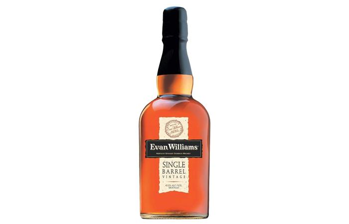 Evan Williams Single Barrel Bourbon by Heaven Hill