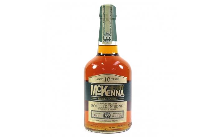 Henry McKenna Bourbon by Heaven Hill