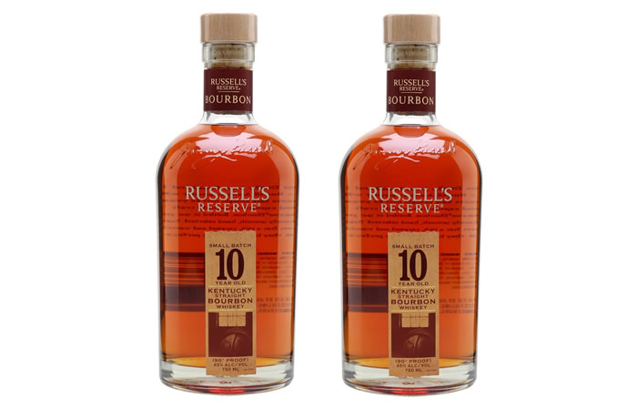Russell's Reserve Bourbon by Wild Turkey