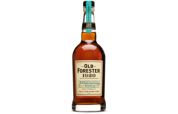 Old Forester 1920 Prohibition Style by Brown-Forman