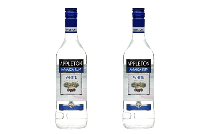 Best Value Rum - Appleton Estate White