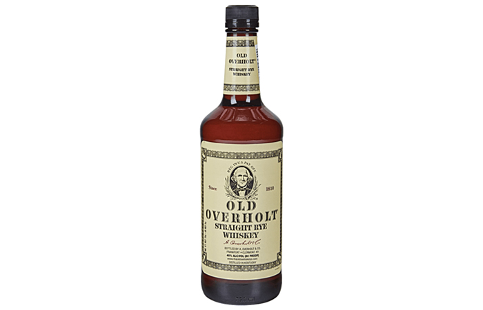 Old Overholt Rye - Rye Hot Toddy