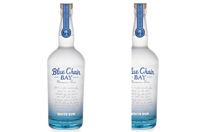 Blue Chair Bay White