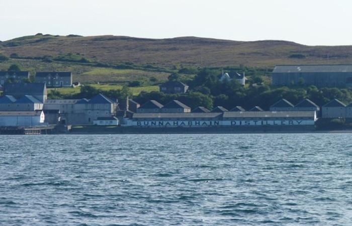 Bunnahabhain Islay Scotch Distillery