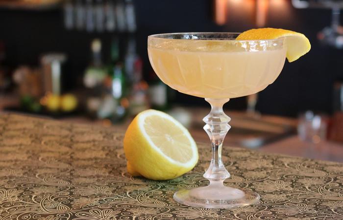 Cognac Cocktails Sidecar