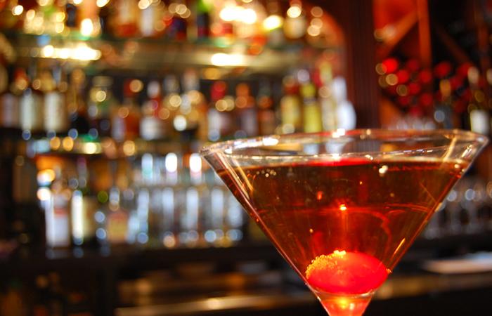 The Vieux Carré Cognac Cocktail