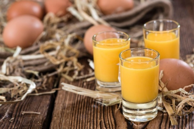 refreshing light beverage - Easter Cocktail Recipe
