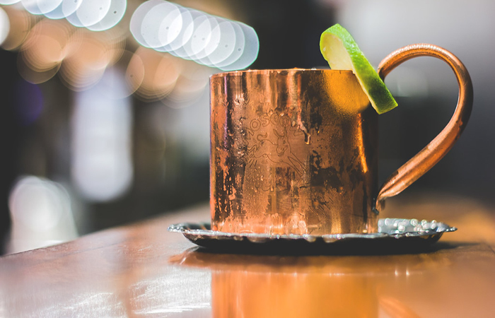 Moscow Mule - Easy Vodka Martini